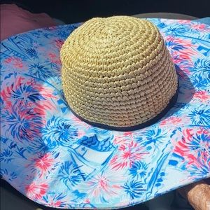 Lilly Pulitzer sun hat